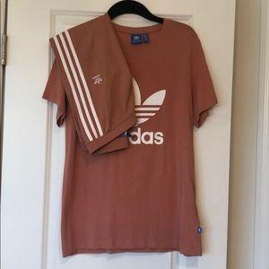 Adidas Originals Trefoil Leggings and Shirt